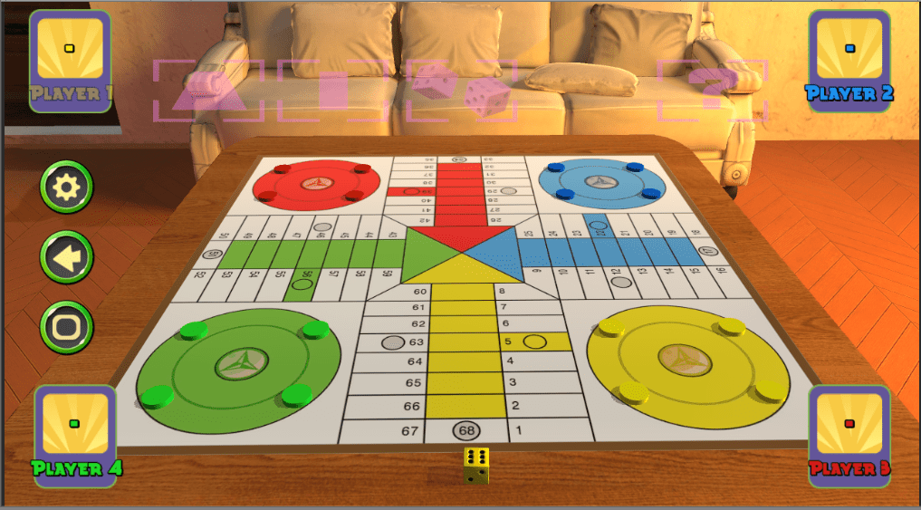 Parchis 3D Room 2.0